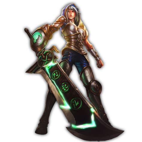 imagenes png league of legends league of legends redeemed riven by themelonmuffin on