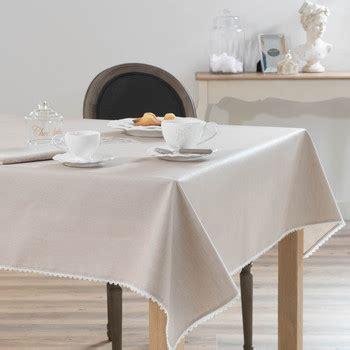 Incroyable Nappes Maison Du Monde #2: nappe-enduite-en-coton-beige-140-x-140-cm-camille-350-1-22-144178_3.jpg
