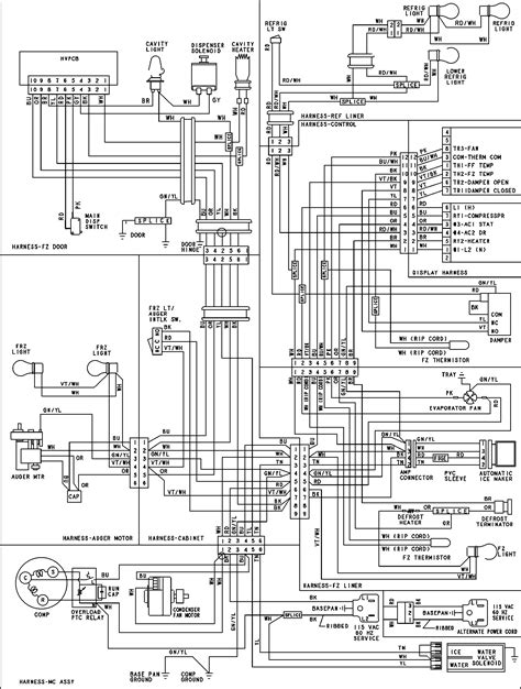 maytag refrigerator wiring diagram maytag refrigerator wiring diagram 28 images looking for a wiring diagram for the board for