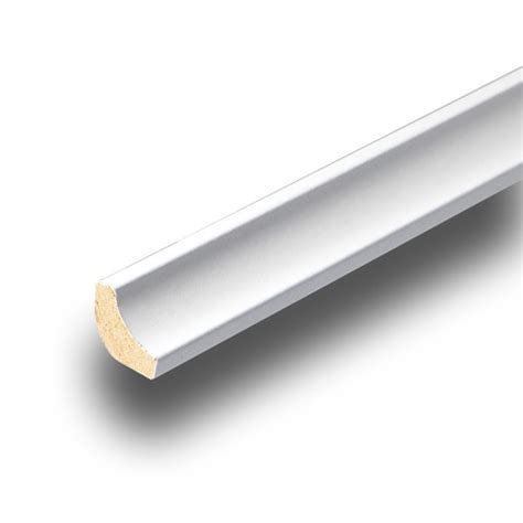 laminate beading white scotia beading white laminate wood accessories