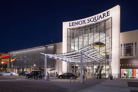 layout of lenox mall lenox square mall the beck group