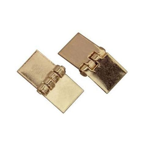 doll house hardware square hinges 4 pk dollhouse hinges superior