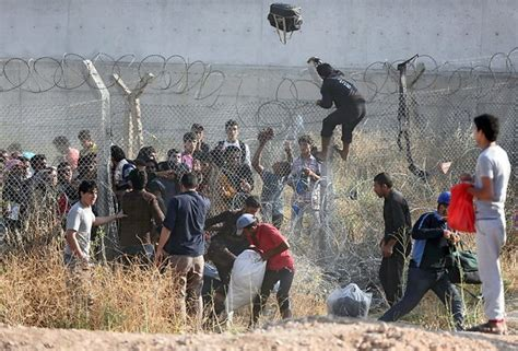 imagenes impactantes refugiados impactantes im 225 genes miles de sirios entran en turqu 237 a