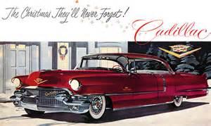 Cadillac Card Merry Cadillac