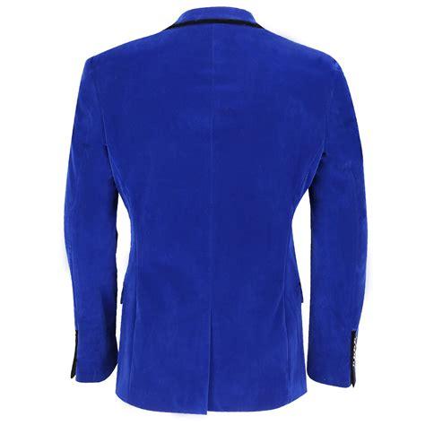 Softjacket Sam J1 mens vintage soft velvet blazer tailored fit smart casual black trim jacket ebay