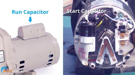 what does a motor start capacitor do what does a run capacitor do 28 images capacitors