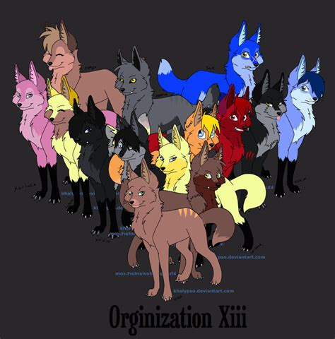 wolf names org xiii wolf names by midnightstar66 on deviantart