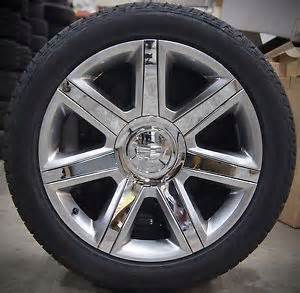 22 Cadillac Escalade Wheels New 2016 Cadillac Escalade Chrome Painted Factory Oem 22