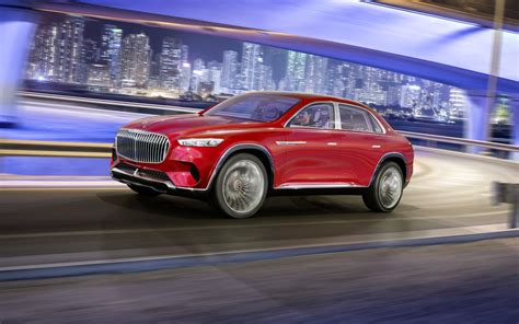 Mercedes Maybach Suv 2019 by Comparison Mercedes Maybach Vision Ultimate Luxury Vs
