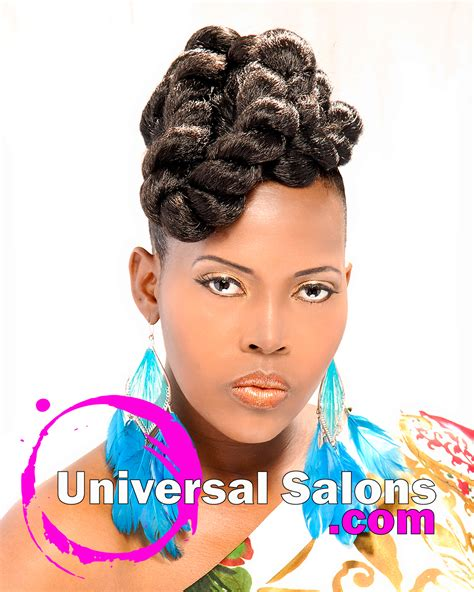 university studio black hair styles jumbo twist hawk hairstyle from latoya brown