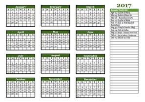 Calendario Arabe Islamic Calendar 2017 Printable Template Social Funda