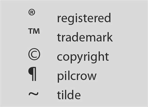typography characters a crash course in typography paragraphs and special characters noupe