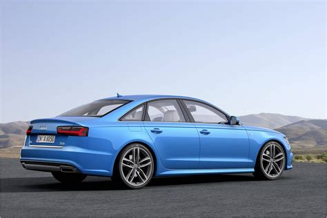 new audis for 2015 audi a6 gets refresh for 2015