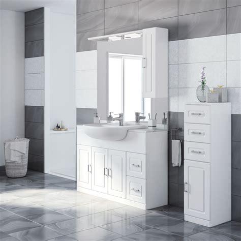 mobile bagno 120 cm mobile bagno bianco l 120 cm prezzi e offerte