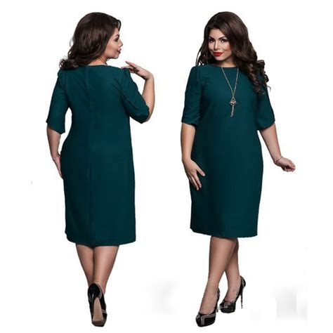Office Dress Big Size summer dress big size picture more detailed picture about 6xl large size 2017 summer dress big