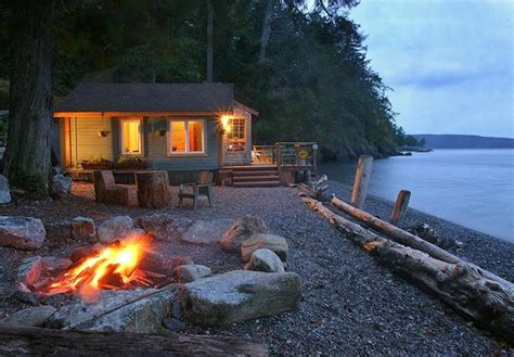 Cabin Rental Washington State by Boathouse Rental Cabin On Orcas Island Washington State