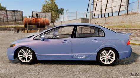 Honda Civic Si 2008 for GTA 4