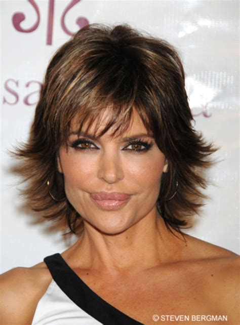 eileen davidson hairstyle 2015 lisa rinna defends her hair the real housewives of is