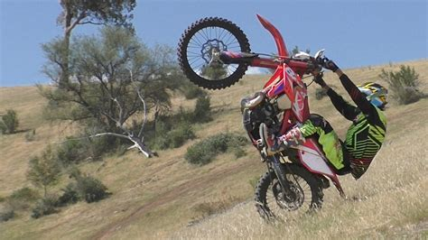 Modified Enduro Bikes by Tim Coleman Awesome Dirt Bike Tricks Cross