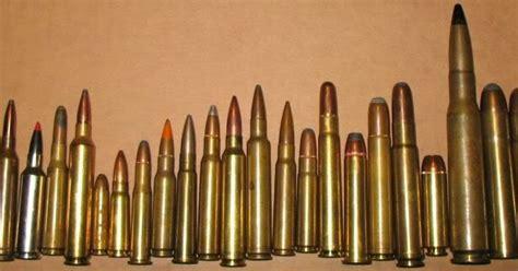 Ammo And Gun Collector Ammo Cartridge Comparison Ammo And Gun Collector Rifle Ammo Caliber Comparison