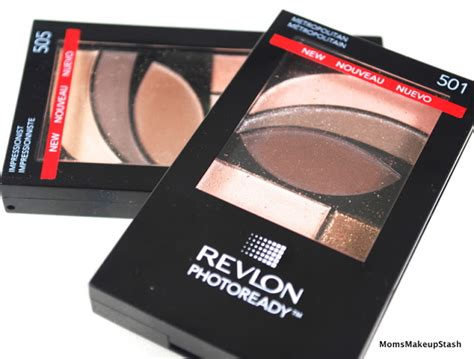Revlon Photoready Eyeshadow 2 8g revlon photoready primer shadow sparkle palettes the
