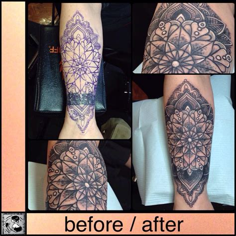tattoo cover up designs before and after nickolas certified artist