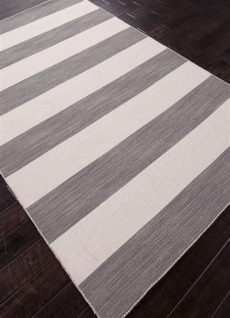 grey striped rug pura vida gray stripe rug
