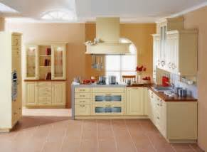 gallery painted kitchen