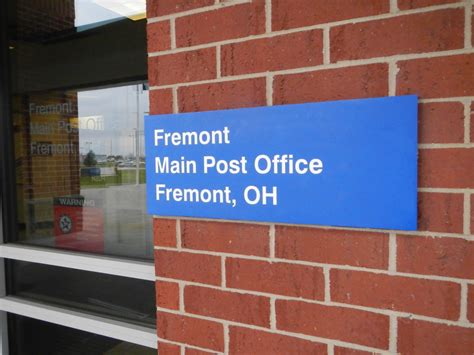 Fremont Post Office Hours by Fremont Ohio Post Office Post Office Freak