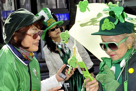 Happy St Pattys Day Are You Wearing Green by St S Day Why Do We Wear Green Csmonitor