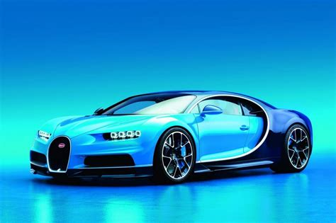 bugatti chiron storms into action as world s most powerful