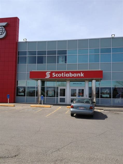 bank of scotia calgary locations scotiabank bank building societies 260 61 ave sw