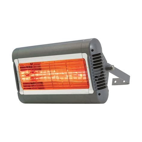 Solaria Electric Infrared Heater ? Commercial Grade, Indoor/Outdoor, 1500 Watts, 240 Volts
