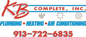Complete Plumbing Services Kb Complete Plumbing Heating Cooling Residential
