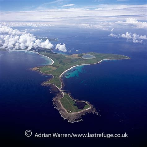 Islands Search Last Refuge Aerial Image Search Sanday Island Orkney Islands Scotland
