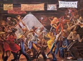Leroy Barnes Jr Good Times The Art Of Ernie Barnes Art Music And