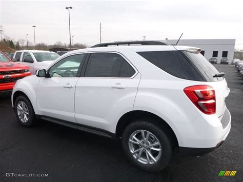 chevy equinox 2017 white 2017 summit white chevrolet equinox lt awd 117727369