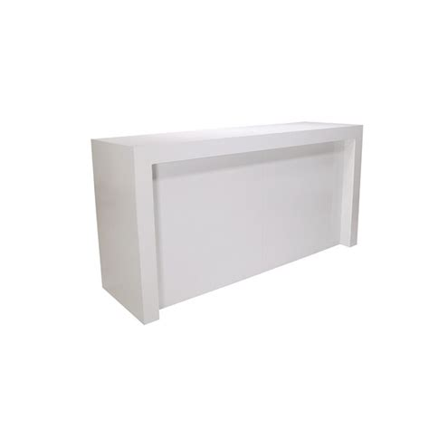 Comptoir Blanc by Comptoir 224 Angle Blanc Brillant