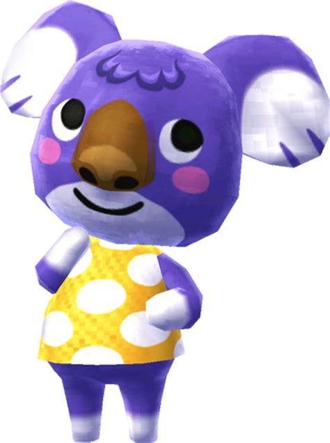 Sidey Choco sydney animal crossing wiki wikia