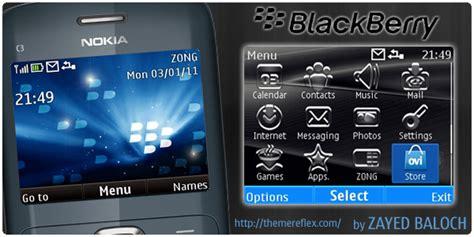 black themes nokia c3 blackberry nokia c3 themes themereflex