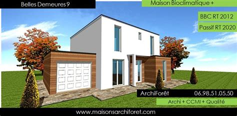House Plans Luxury Homes plan et photo de maison avec etage ossature bois par