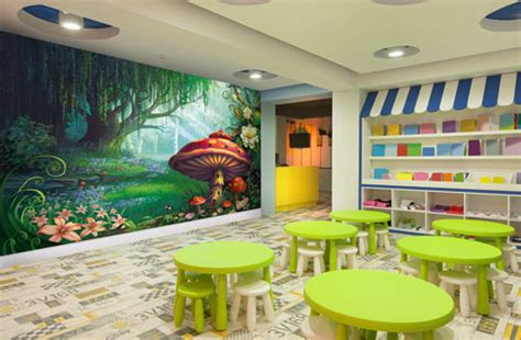 Childrens Wall Mural play centre wall murals amp wallpaper for childrens play