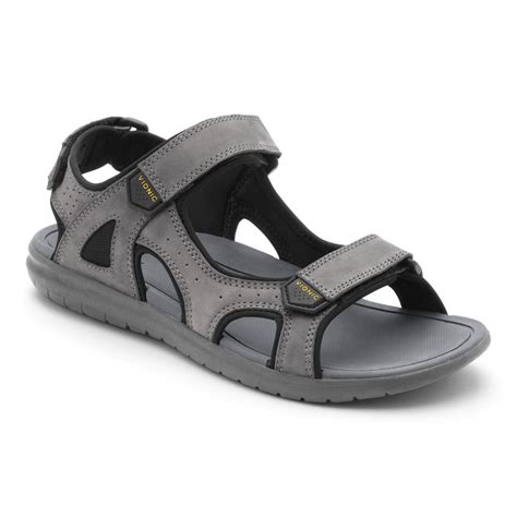orthopedic sandals mens vionic neil s orthotic sandals free shipping