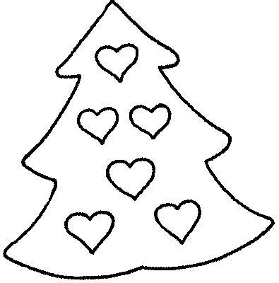 arbol de navidad moldes dondehogar tarjetas de navidad