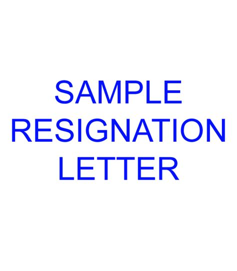Wnh Going Due To Moving by Sle Resignation Letter Going To School Resignation