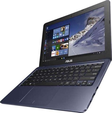 Asus Notebook E202sa Fd112t White asus e202sa fd0003 blue white intel celeron n3050 1 6ghz