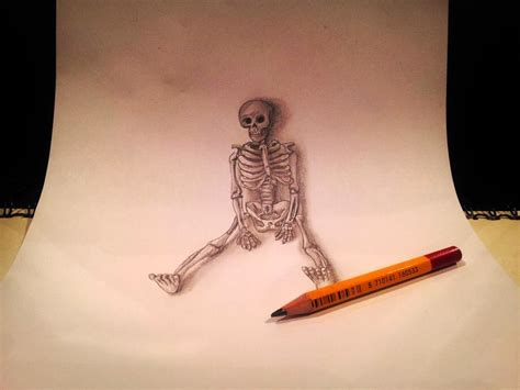 tutorial gambar pensil 3d lukisan pensil 3d blog urang kuningan