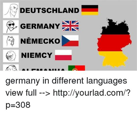 Different Languages Meme - deutschland germany nemecko niemcy germany in different