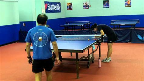 wang vs reginald sotero maryland table tennis