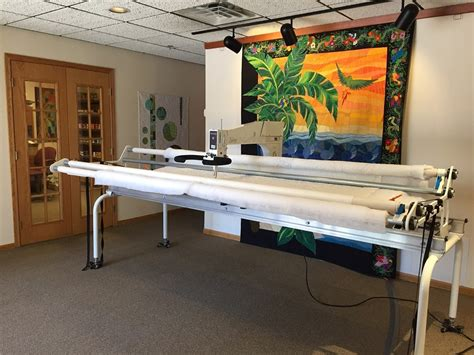 Apqs Longarm Quilting Machine by Most Common Questions About Apqs Longarm Quilting Machines